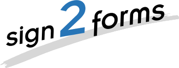 sign2forms Logo